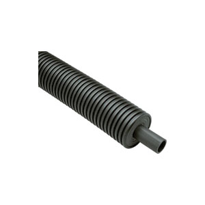 Uponor Ecoflex® 5115513 Potable Pipe With 5.5 in Jacket, 1-1/4 in, 300 ft Coil L, 80 psi, HDPE, Domestic