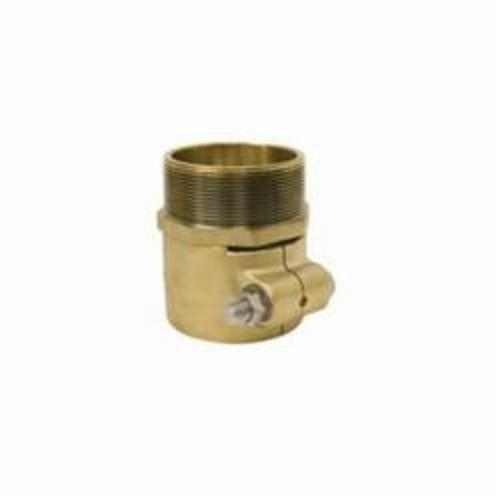 Uponor WIPEX™ 5550025 Compression Fitting, 2-1/2 x 2 in, PEX x MNPT, Brass