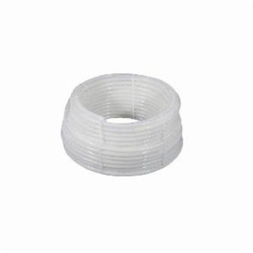 Uponor Wirsbo® hePEX™ A1250750 Tubing, 3/4 in Nominal, 0.671 in ID x 7/8 in OD x 300 ft Coil L, White, Polyethylene