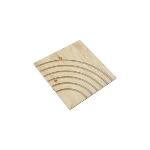 Uponor Quik Trak® A5060722 Combo 90 Panel, 12 in L x 12 in W x 1/2 in THK, Domestic