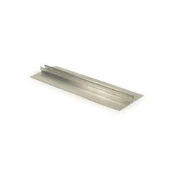 Uponor Joist Trak™ A5080375 Heat Transfer Panel, 48 in L x 3-1/2 in W x 3/8 in THK, Aluminum, Domestic