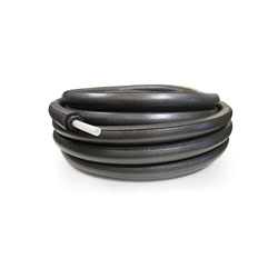 Uponor Wirsbo® hePEX™ A6141250 Pre-Insulated Coil With 1/2 in Insulation, 1-1/4 in, 100 ft Coil L, 80 psi, Cross Linked Polyethylene, Domestic