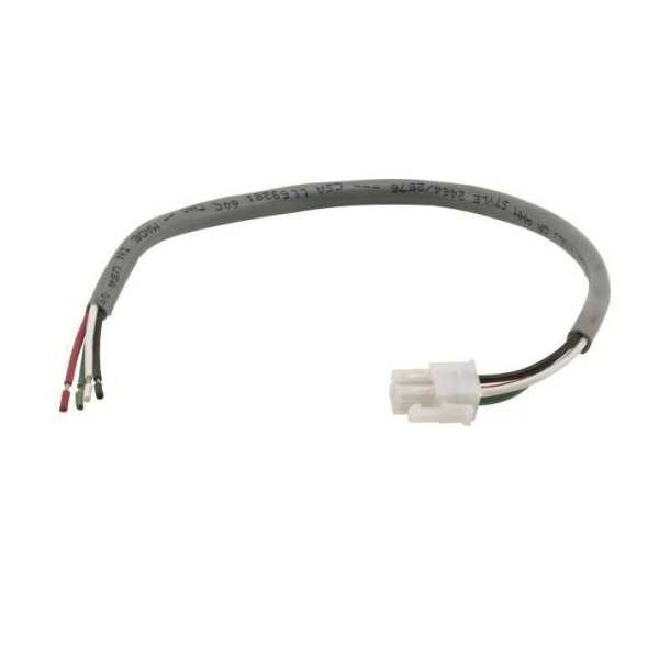 Uponor A9011501 Actuator Whip With Molex Plug, For Use With Thermal Actuator, 32 to 105 deg F Ambient Temperature, 10% to 90% Humidity, 18/4 AWG Wire
