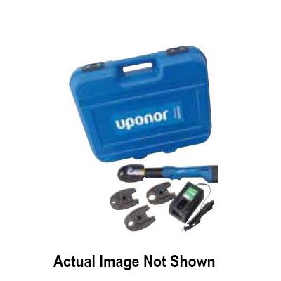 Uponor D6260000 Mini-Press Battery Tool Kit, 9.6 VDC