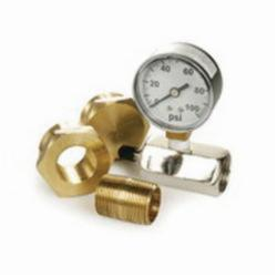 Uponor E6122000 Manifold Pressure Test Kit, For Use With Radiant Heating and Cooling System, Brass