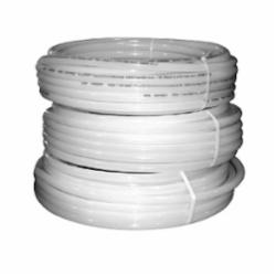 Uponor AquaPEX® F1040750 Tubing, 3/4 in Nominal, 0.671 in ID x 7/8 in OD x 100 ft Coil L, White, PEX