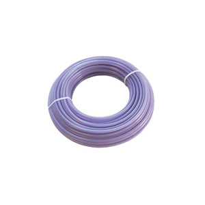 Uponor AquaPEX® F1911256 Reclaimed Water Straight Length Tubing, 1-1/4 in, 10 ft L, 80 psi, Cross Linked Polyethylene, Domestic