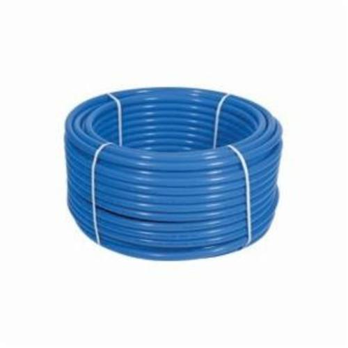 Uponor AquaPEX® F3100750 Tubing, 3/4 in Nominal, 0.671 in ID x 7/8 in OD x 500 ft Coil L, Blue, PEX