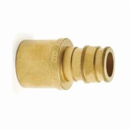 Uponor LF4511515 Adapter, 1-1/2 in, PEX x C, Brass