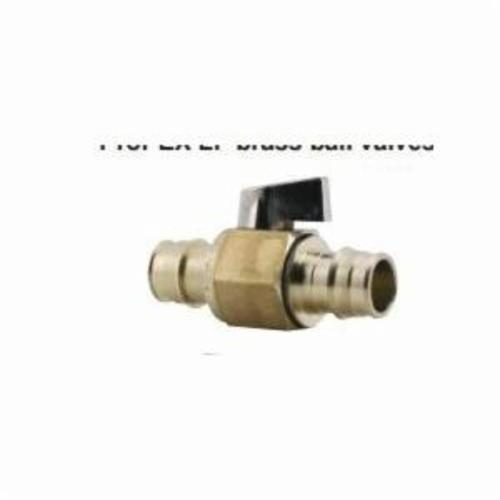 Uponor ProPEX® LF4817575 Ball Valve, 3/4 in, PEX, Brass Body