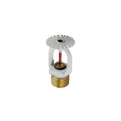Uponor LF74901WH Recessed Pendent Sprinkler, Nominal K-Factor: 4.9, Domestic