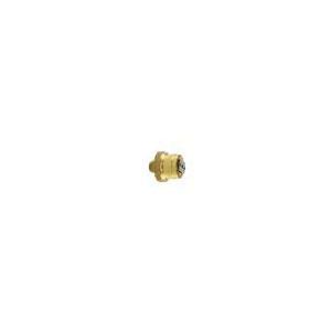 Uponor LF74000HS Flat Concealed Horizontal Sidewall Sprinkler, 4 Nominal K-Factor, Domestic