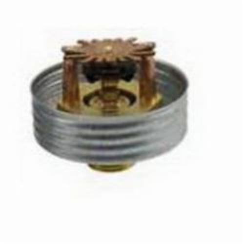Uponor LF74300BR Flat Concealed Sprinkler, Nominal K-Factor: 4.3