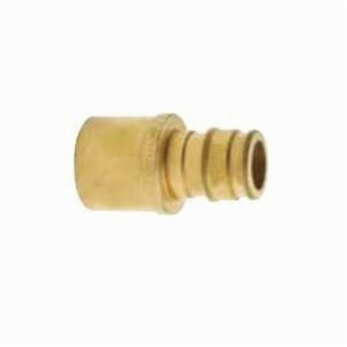 Uponor ProPEX® Q4515050 Sweat Adapter, 1/2 in, PEX x C, Brass