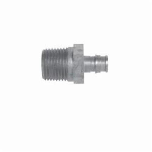 Uponor Q4525075 Male Adapter, 1/2 x 3/4 in, ProPEX® x MNPT, Brass