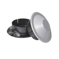 Uponor AQUASAFE® Q70601WH Concealed Domed Cover Plate