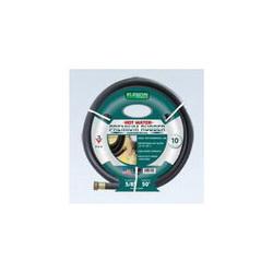 FLEXON® PH5850 Commercial Grade Garden Hose, 50 ft L, Rubber, Domestic