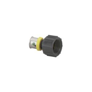 Viega PureFlow® 49234 Model V5613.1 Adapter, 1/2 in, PEX Press x ManaBloc® Port, Polymer, Domestic