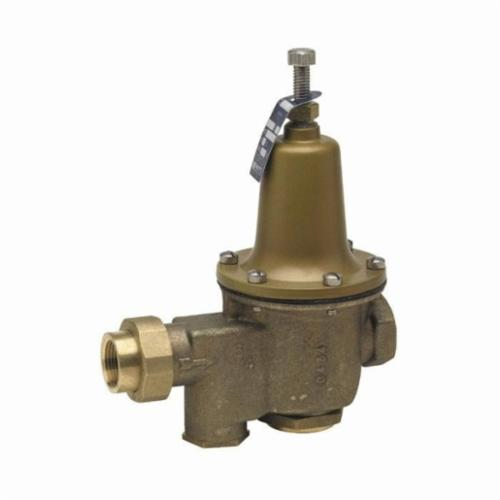 WATTS® 0009118 LFU5B High Performance Pressure Reducing Valve, 3/4 in, FNPT, 300 psi, Copper Silicon Alloy Body