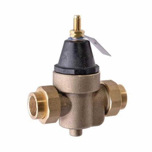 WATTS® LFN45B Lead Free Pressure Reducing Valve, 3/4 in, FNPT, 400 psi, Copper Silicon Alloy