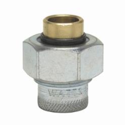 WATTS® 0009868 LF3001A Dielectric Union, 1-1/2 in, FNPT x Solder, Brass