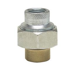 WATTS® 0009874 LF3003 Dielectric Union, 1/2 in, FNPT x FNPT Brass Pipe Thread