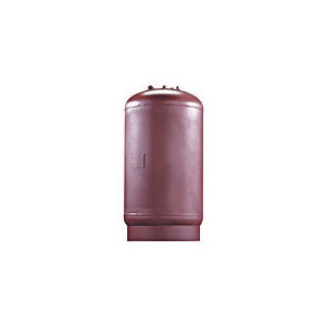 WATTS® 0212026 DETA Pressurized Expansion Tank, 3.5 gal Tank, 2.3 gal Acceptance, 150 psi, ASME Yes/No: Yes, 10 in Dia x 14 in H