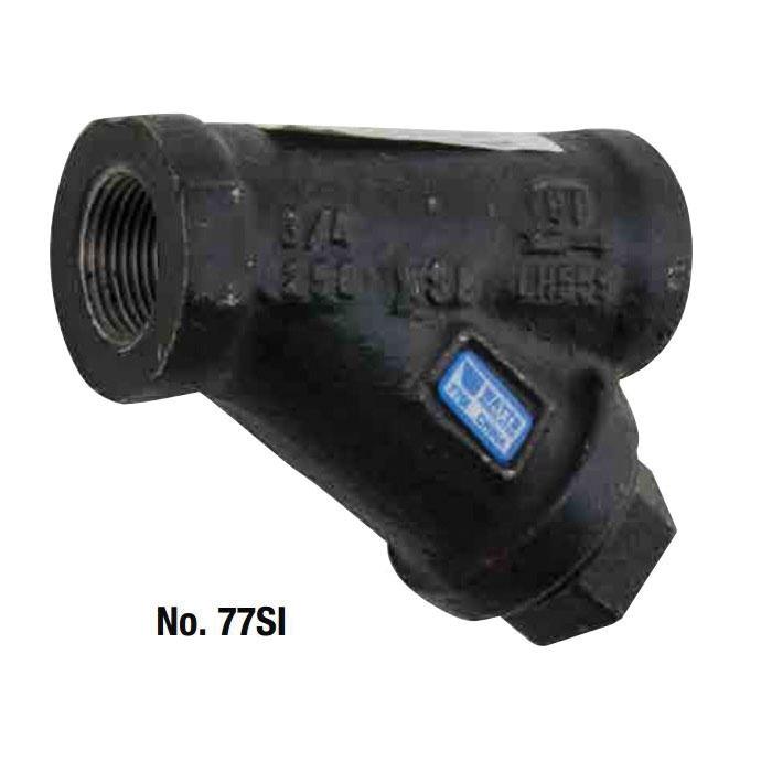 WATTS® 0220081 77SI Wye Strainer, 2 in, FNPT, 7 in OAL, Cast Iron