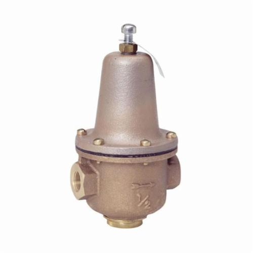 WATTS® 0298568 LF223 High Capacity Pressure Reducing Valve, 1-1/2 in, FNPT, 300 psi, Cast Iron Body