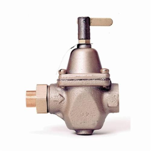 WATTS® 0386425 1156F Water Pressure Regulator, 1/2 in, Thread Inlet, 100 psi
