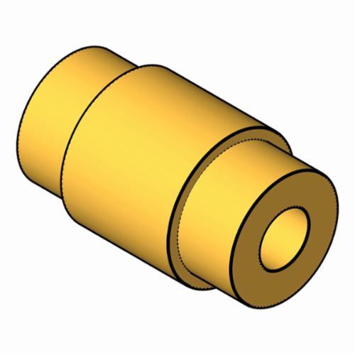 WATTS® Maxi-Flo® LF600 Lead Free Silent Check Valve, 1/2 in, FNPT, Cast Copper Silicon Alloy