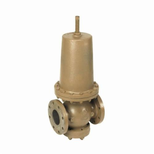 WATTS® 0681040 2300 Direct Operated Pressure Reducing Valve, 3 in, Flange, 200 psi, Cast Iron Body
