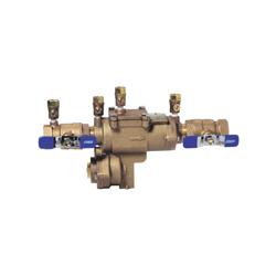 Febco® 0683005 LF860 Small Diameter Reduced Pressure Zone Assembly, 2 in, Thread, Quarter-Turn Ball Valve, Cast Copper Silicon Alloy Body