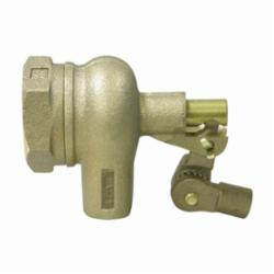 WATTS® 0770180 ST500 Standard Duty Mechanical Float Valve, 1/2 in, FNPT, 29 gpm, 125 psi