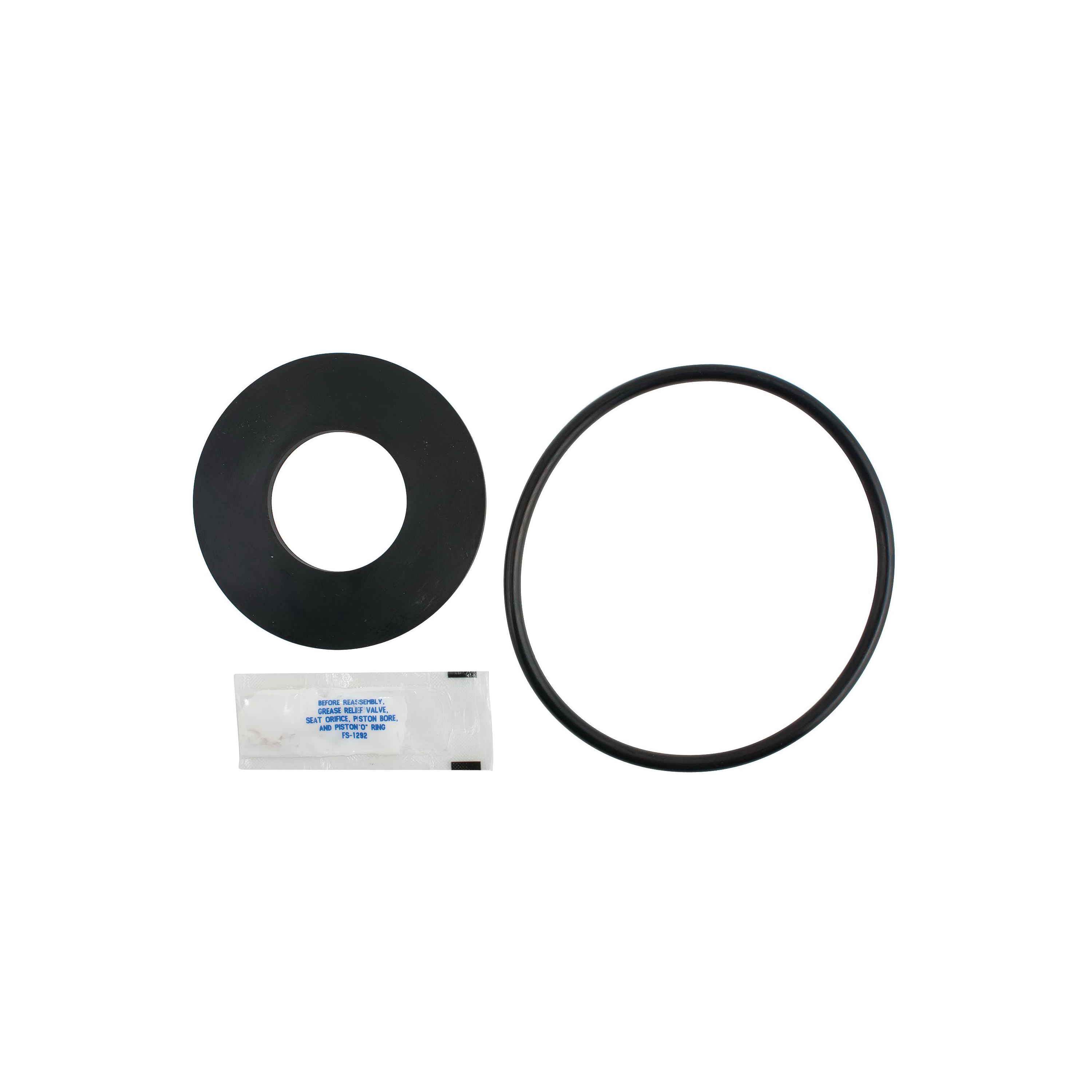 WATTS® 0887226 RK 909-RC2 Second Check Rubber Parts Kit, For Use With LF909 and 909 2-1/2 to 3 in Reduced Pressure Zone Assembly