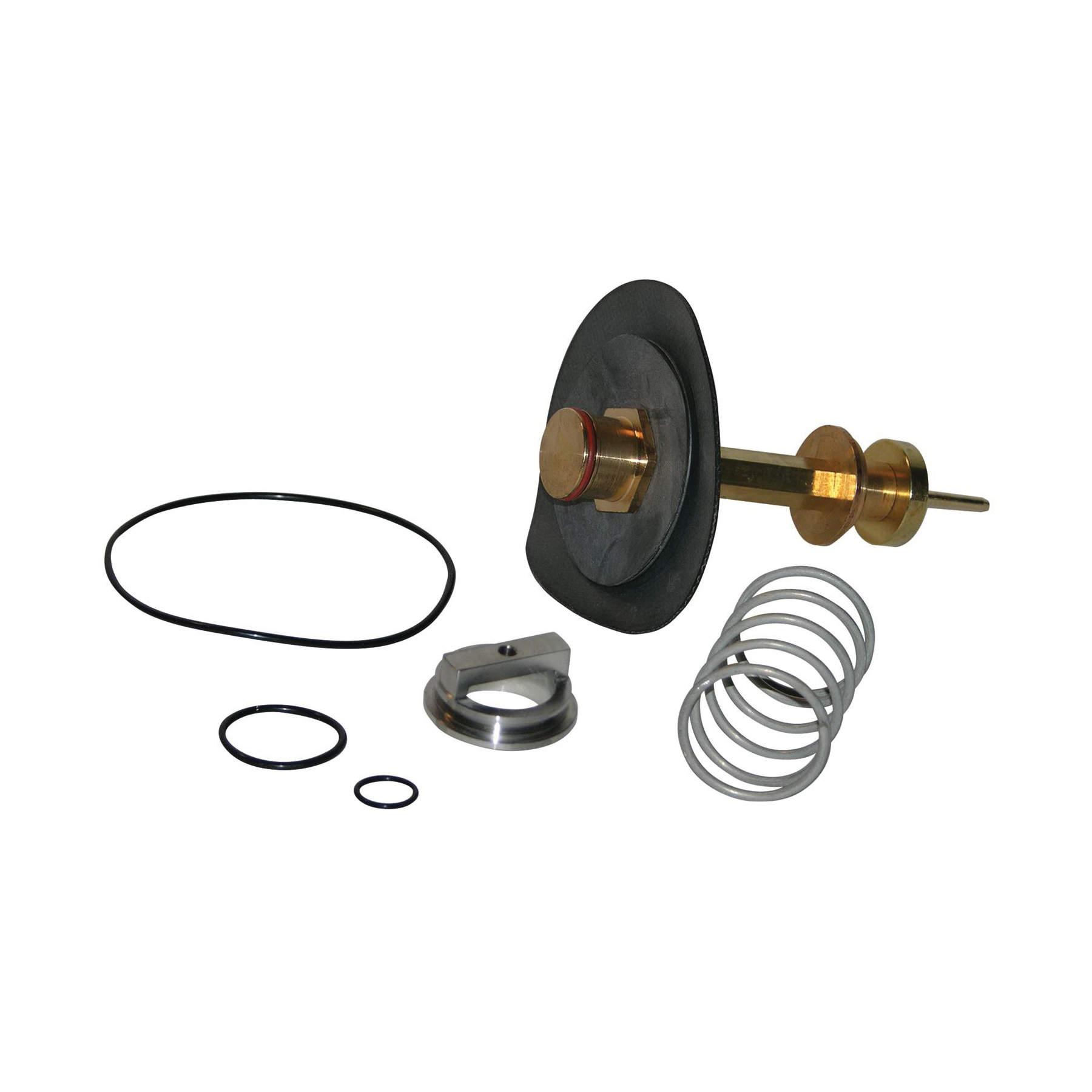 WATTS® 0887277 RK 009M1-VT Relief Valve Total Repair Kit, For Use With LF009M1 and 009M1 1-1/4 to 2 Reduced Pressure Zone Assembly