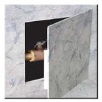 WATTS® SpringFit® 0958042 APU, APU9 Access Panel, 10 in L x 10 in W, Polystyrene