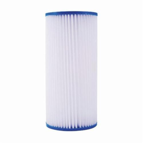 WATTS® PWPL Lead Free Pleated Filter Cartridge, 20 in L x x