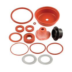 Febco® 905355 Complete Rubber Parts Kit, For Use With 860/860U 1/2 in and 3/4 in Reduced Pressure Zone Assemblies