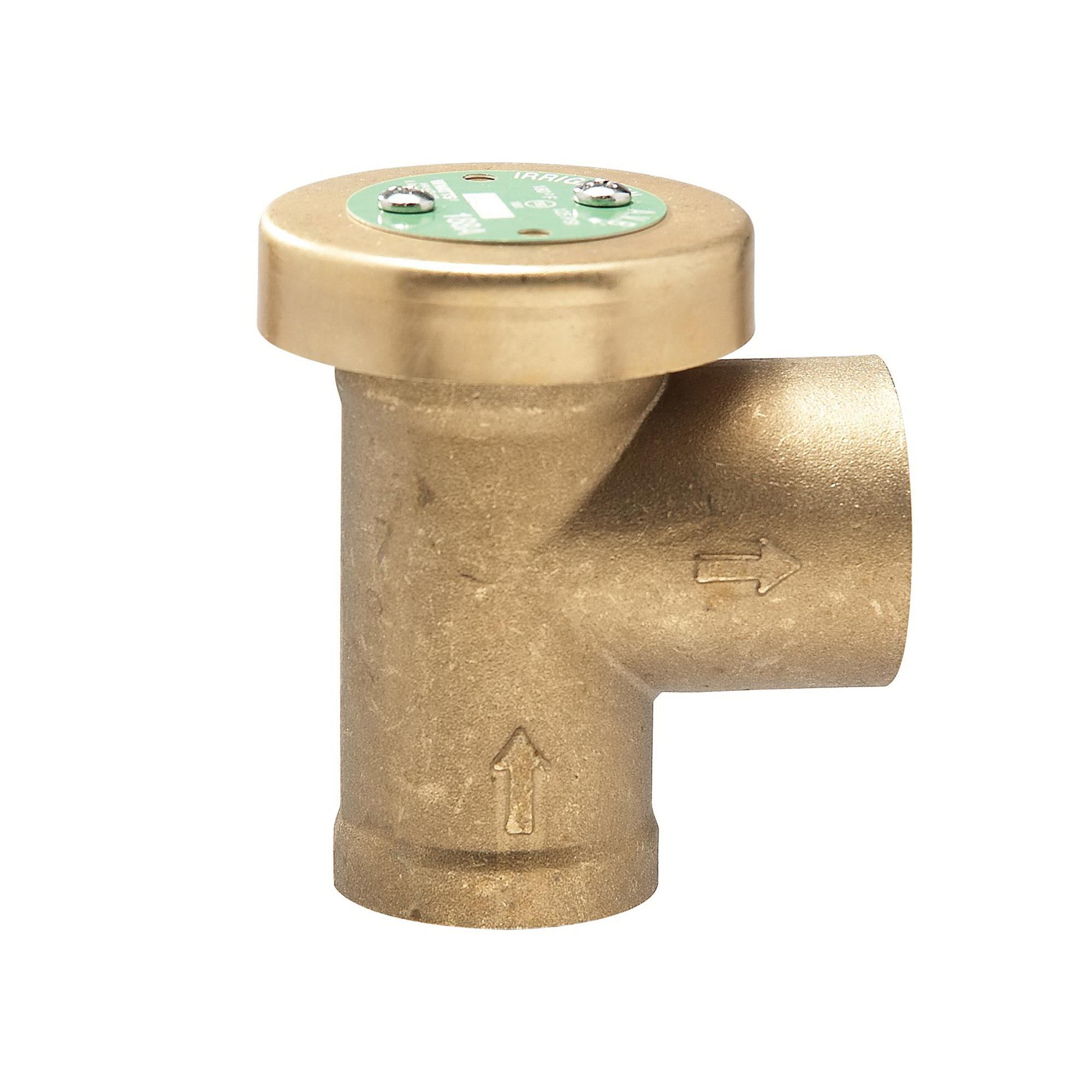 WATTS® 0340972 188A Anti-Siphon Vacuum Breaker, 1 in, FNPT, Brass Body