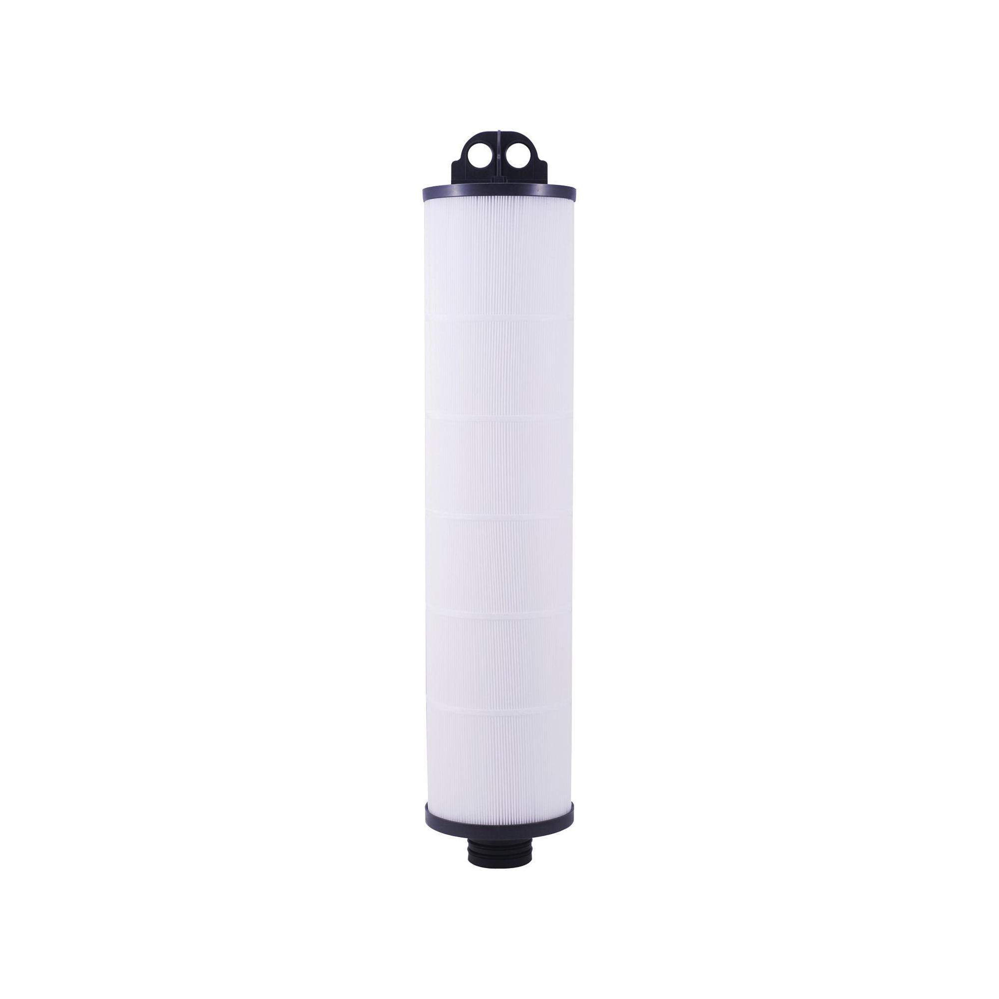 WATTS® 7100304 PWWJC Big Bubba Jumbo Pleated Filter Cartridge, 15.4 in W x 42.7 in H, Polypropylene