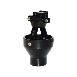 Febco® 905532 601-M Air Gap Drain, For Use With 860/LF860, 860U/LF860U Series 1/2 to 1 in Reduced Pressure Assemblies, Metal