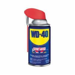 WD-40® 490027 Multi-Use Smart Straw Lubricant, 8 oz Aerosol Can, Liquid, Light Amber, 0.8