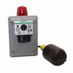 Zoeller® A-Pak® 10-0623 Single Phase High level Alarm System, 82 dB Sound, 10 ft Detection, Tethered Float, Visual/Audible, 115 VAC