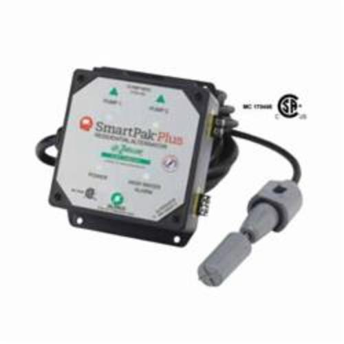 Zoeller® SmartPak® Plus 10-0804 Residential Alternator System, 115 V, 15 A, 1/2 hp, 1 ph