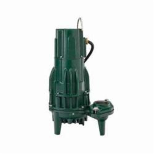 Zoeller® High Head Flow-Mate 160 Single Phase Single Seal Submersible Effluent Pump, 61 gpm, 1-1/2 in NPT Outlet