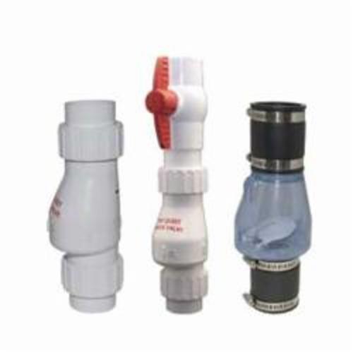 Zoeller® 30-0041 Quiet Check Valve, 50 psi, 130 deg F, 1-1/2 in Inlet