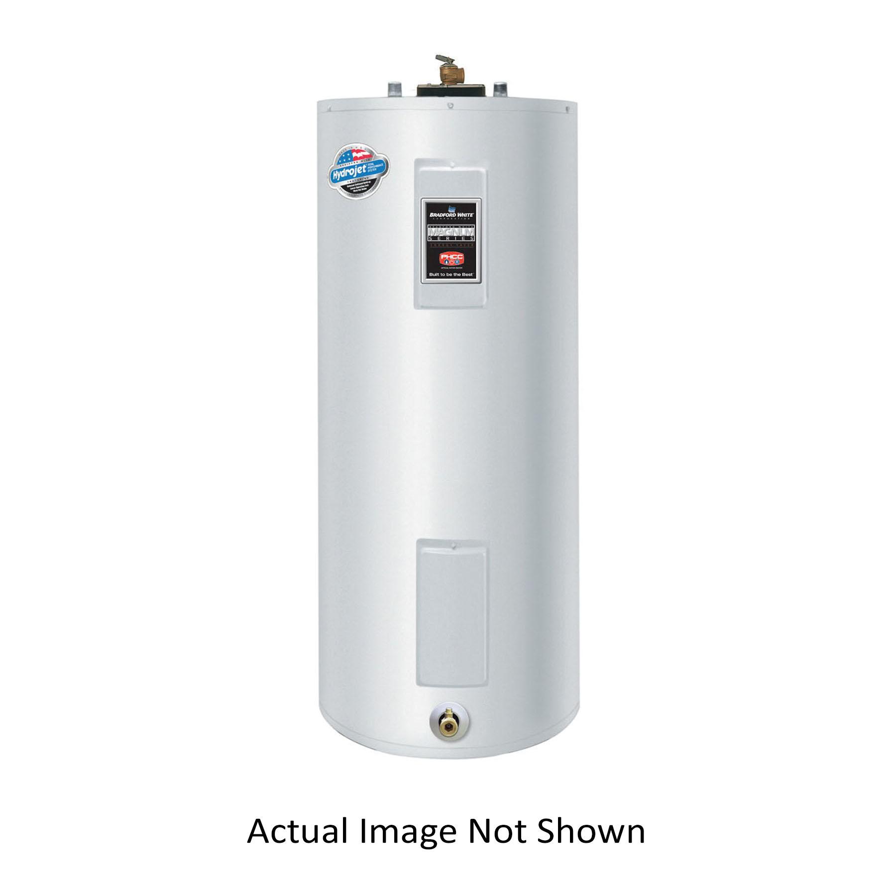 Bradford White® ElectriFLEX LD™ LE280T3-3 Light Duty Upright Lowboy Electric Water Heater, 80 gal Tank, 208/240 V
