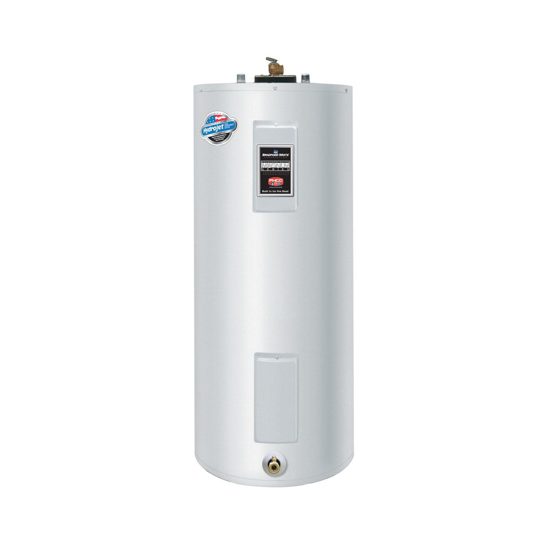 Bradford White® ElectriFLEX LD™ LE250S3-3 Light Duty Upright Lowboy Electric Water Heater, 50 gal Tank, 208/240 V