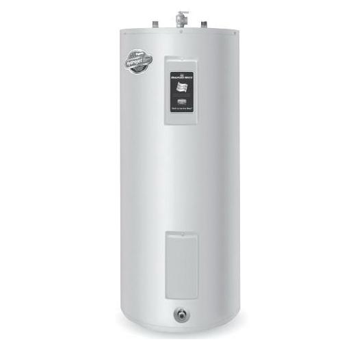 Bradford White® RE350S6 Upright Electric Water Heater, 50 gal Tank, 208/240 V, 7000 W at 208 V/9000 W at 240 V